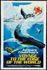 Jacques Cousteau Movie Poster 24x36