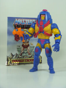 "Mattel Master of the Universe Origins MAN-E-FACES 5.5"" Figure complete comic NEW"
