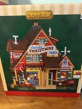 Coventry Cove by Lemax Carol's Christmas Corner Lighted Building, NEW IN BOX