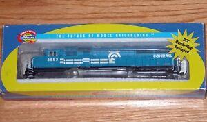 ATHEARN 91653 SD60 CONRAIL 6853 DCC READY