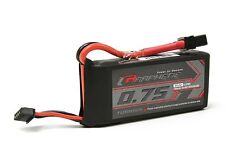 Turnigy Graphene 750mAh 3S 11.1V 65C 130C Lipo Battery Pack XT60 Short Lead USA