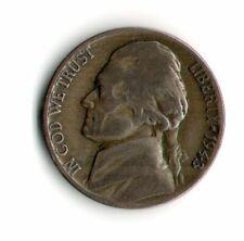 1943-P  JEFFERSON SILVER WAR NICKEL FREE SHIPPING   2720
