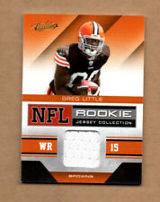 2011 Absolute Memorabilia Rookie Jersey Collection #14 Greg Little