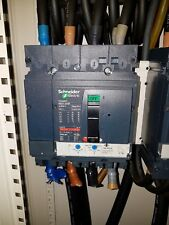 Schneider NSX 250F, Electric Molded Case Circuit Breakerl
