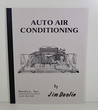 Auto Air Conditioning Guide by Jim Doolin (Paperback, 1982, Vintage Car Repair)