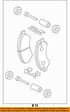 Ram CHRYSLER OEM 14-17 ProMaster 3500 Brake-Front Pads 68230105AC