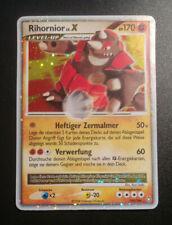 Rihornior Lv. X Awakened Legenden Near Mint German Pokemon Card