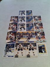 *****Ron Wilson*****  Lot of 36 cards.....11 DIFFERENT / Hockey