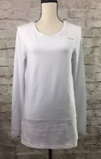 Long Tall Sally  Tee Top Size Small Color  White Cotton Blend NWT
