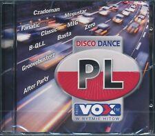 Disco Dance PL Vox FM Zero Classic Basta Selfie [CD] NEW  DISCO POLO Dance