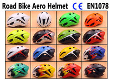 Outdoor sports Cycling 15 Colour bicycle road bike aero helmet M L 54-62cm