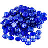 Glass Decorative Pebbles Marbles Mosaic Gravel Vase Nuggets Stones Beads 200PCS