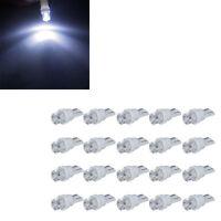 20Pcs Hot Car Wedge Side White LED Light Bulb Lamp T10 194 168 SMD W5W 12V DC