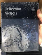 Whitman Jefferson Nickel #3 1996-2015 Coin Folder, Album Book #9035