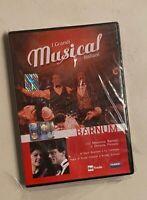 BARNUM I GRANDI MUSICAL RARO DVD SIGILLATO - MASSIMO RANIERI OTTAVIA PICCOLO