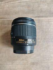 Nikon Nikkor AF-P 18-55mm f/3.5-5.6G VR Lens - Black (20059)
