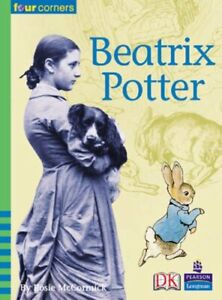 Four Corners:Beatrix Potter by McCormick, Rosie Paperback Book The Fast Free