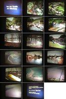 16 mm Film ca. 1984-Quelle zur Mündung-Fluß Entstehung-Verlauf-Meer-Antique film