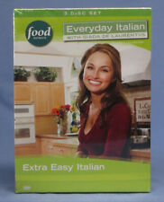 Food Network Everyday Italian with Giada De Laurentiis 3 Disc Set Sealed