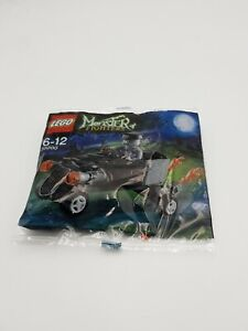 LEGO Monster Fighters Zombie Chauffeur Coffin Car 30200 New and Sealed