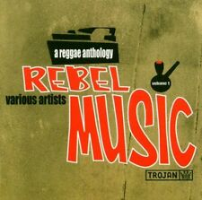 Rebel Music A Reggae Anthology [CD]
