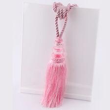 Hot Curtain Tiebacks Elegant Tassel Rope Window Drapery Holdbcak Tie Backs 1Pair