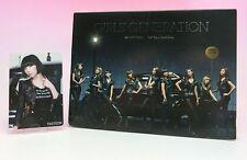 CD+DVD+Photo card Girls Generation Mr. TAXI Run Devil Run JAPAN Limited Taeyeon