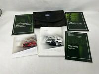 2012 Ford Edge Owners Manual Handbook Set with Case OEM Book00299