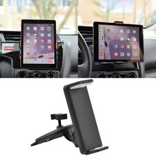 360 Rotation Car CD Slot Mount Holder Stand For 4-11 inch Smart Phone Tablet PC