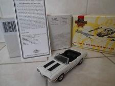 1:43 Matchbox 1970 Oldsmobile 442 Convertible White Weiß YMC11-M