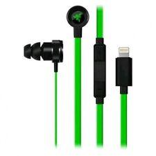 Razer Hammerhead for iOS Mobiles Headset Binaural InEar Black/Green
