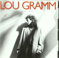 Lou Gramm - Ready Or Not (NEW CD)