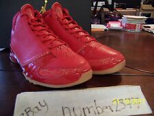 NEW Retro 2016 Air Jordan XX3 23 Chicago Chi Town Red size 9.5