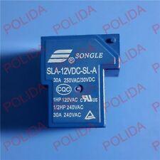 5PCS RELAY SONGLE DIP-4 SLA-12VDC-SL-A SLA-12V