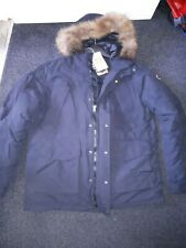 66 North Porsmork Parka Goose Down Men's size M Black