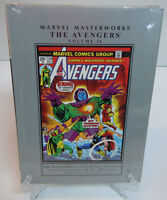 The Avengers Volume 14 Marvel Masterworks HC Hard Cover Comic Brand New Sealed