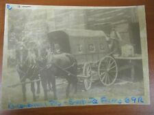 Vintage Press Glossy Photo 1982 Sherborn Massachusetts #2 Farm Lake Ice Carriage