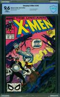 Uncanny X-Men #248 - CBCS 9.6 NM+ - Marvel 1989 - 1st Jim Lee X-Men Art! Not CGC