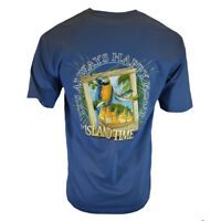 Mens Tee T Shirt S M L XL Beach Relax Surf Hawaiian Aloha Beer Funny Graphic NEW