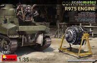 MINIART 1:35 Scale Model Kit Continental R975 Engine  MIN35321