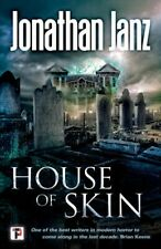 House of Skin, Hardcover by Janz, Jonathan, Like New Used, Free P&P in the UK