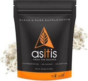 AS-IT-IS Nutrition Whey protein Isolate 250g Whey Protein Gluten free Vegetarian