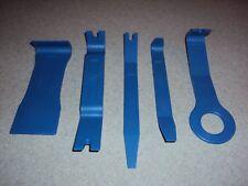 Hot Rod Rat Rod Custom Street Gasser Auto Trim Dash Molding Tools / Pry Bars 5pc