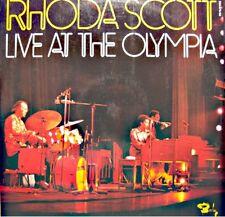 RHODA SCOTT live at the olympia 2LP'S BARCLAY bluesette/equinox/i hear music VG+
