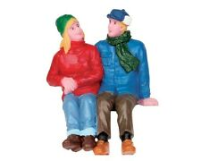 New Lemax Figurines 52365 Chatting Together Polyresin New 2016