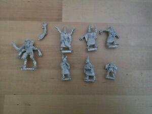 Mongoose Judge Dredd 2000AD Demonic Cabal Complete Metal