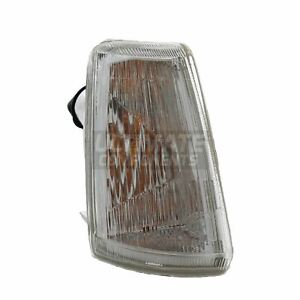 Peugeot 205 Convertible 1990-1996 Front Clear Indicator Light Drivers Side O/S