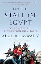 On the State of Egypt: What Made the Revolution Inevitable (Vintage)-ExLibrary