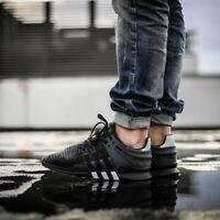 Adidas Originals EQT Equipment Support ADV Mens Black White Grey UK 10 11 bb1297
