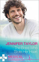 (Good)-The Boss Who Stole Her Heart (The Larches Practice, Book 1) (Paperback)-T